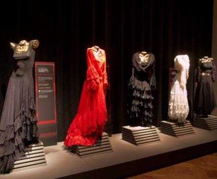 Alberta Ferretti, Carmen, ballerina costumes, 2003
