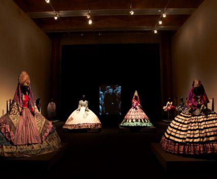Versace, Souvenir de Léningrad, Matrioska costumes, 1987