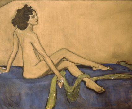 Serov. Ida Rubinstein.